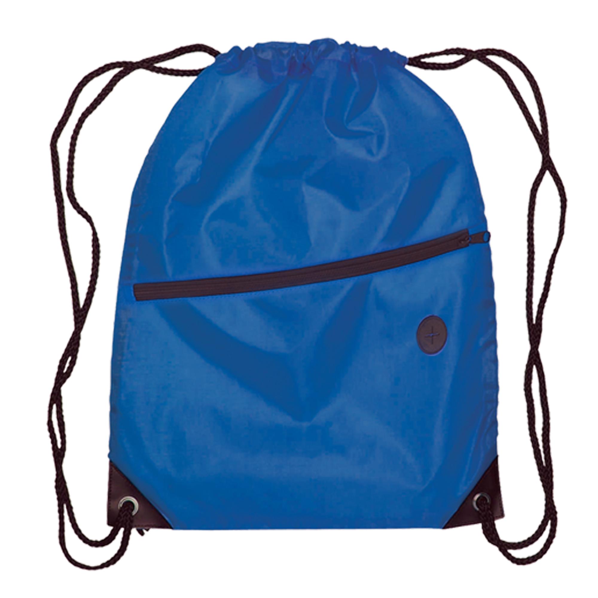 Salgsfremmende Hverdags pendler snor ryggsekk med logo